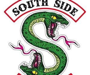 serpents, riverdale, and south side image
