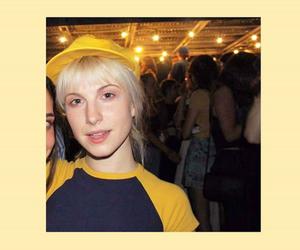 amarillo, girls, and hayley williams image