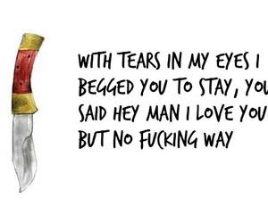 hate, heartbreak, and Lyrics image