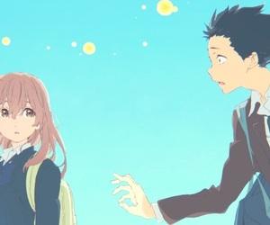 manga girl, manga boy, and movie image