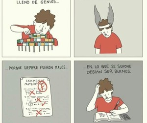 genios, school, and frases image