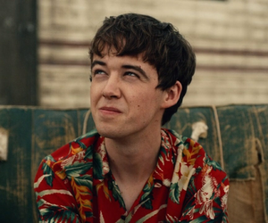 james, alex lawther, and teotfw image