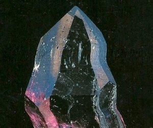 crystal, colors, and diamond image