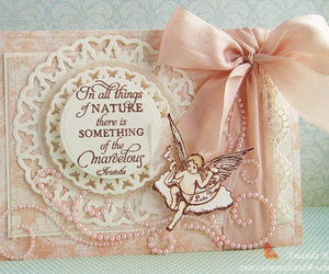 art, fairy, and pink image