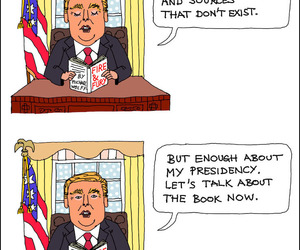 book, caricatura, and cartoon image