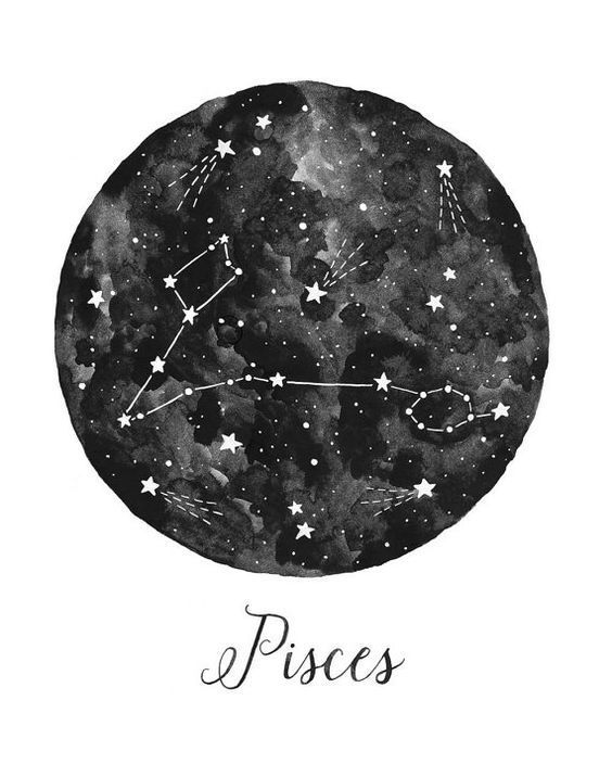 aesthetic, astrology, and constellation image