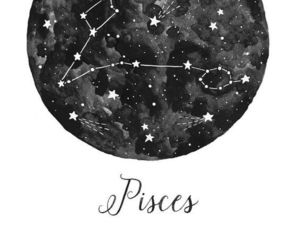 aesthetic, astrology, and zodiac signs image