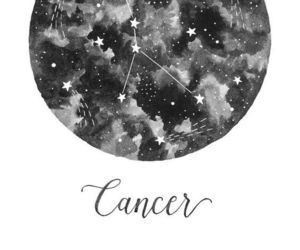cancer, zodiac, and zodiac signs image