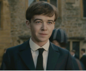 alex lawther and the imitation game image