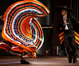 mexican and mexican ballet image