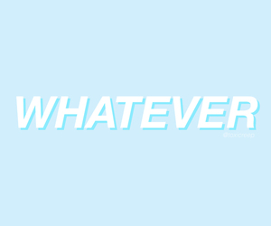aesthetic, phrase, and blue aesthetic image