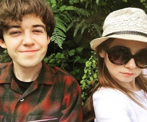 alex lawther, jessica barden, and teotfw image