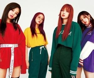 idols, k-pop, and blackpink image