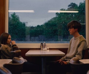 Alyssa, alex lawther, and jessica barden image