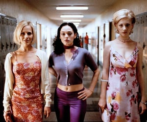jawbreaker, 90s, and Rose McGowan image