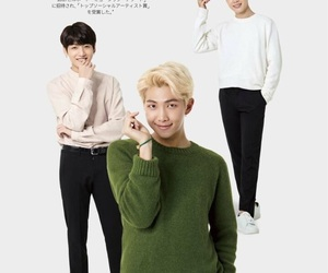 hq, namjoon, and kpop image