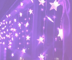 purple, stars, and aesthetic image
