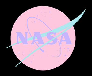 wallpaper, nasa, and pink image