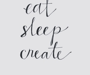 quotes, create, and sleep image
