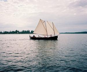 vintage, indie, and sea image