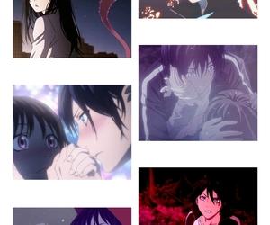 anime, noragami, and manga image