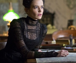 eva green, penny dreadful, and vanessa ives image