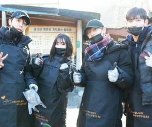 donghae, eunhyuk, and red velvet image
