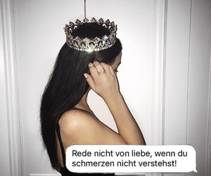 liebe, quote, and spruch image