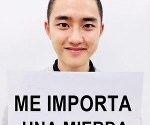 exo, memes, and spanish image