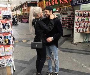 blonde hair, boyfriend, and chanel image