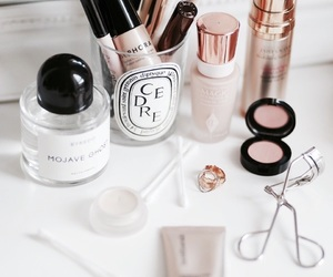 beauty, pink, and products image