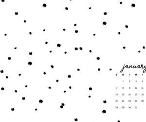 background, january, and laptop image