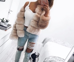 fashion, clothes, and goals image