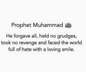last prophet and smile it's sunnah image