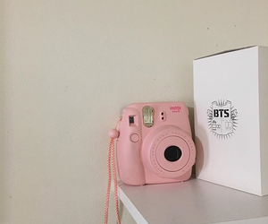 pink, aesthetic, and camera image