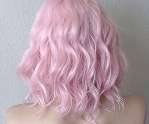 aesthetic, color, and hairstyle image