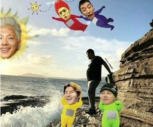 daesung, gd, and kpop image