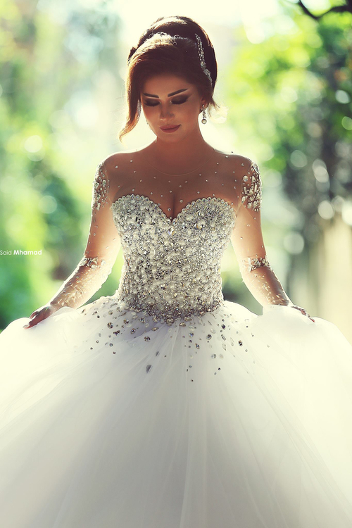 article, bride, and skirt image