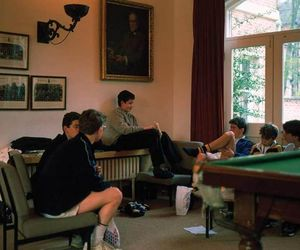 80s, boarding school, and vintage image