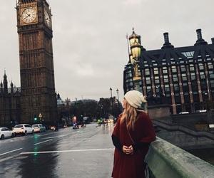 fashion, london, and travel image