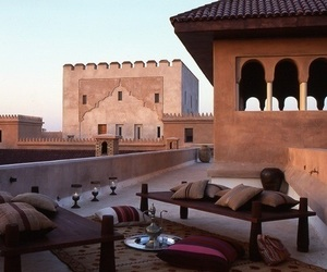 luxury, morocco, and travel image