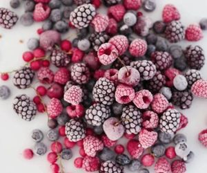 blackberries, fruit, and sucre image