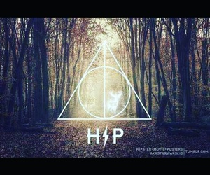 harry potter, magia, and pelicula image
