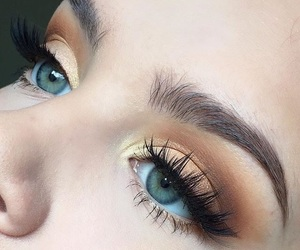 makeup, fashion, and style image