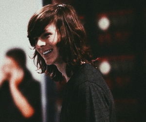 twd and chandler riggs image