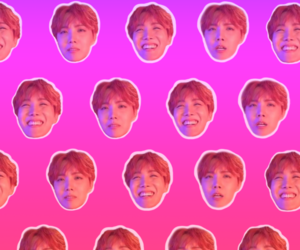 background, wallpaper, and jhope image