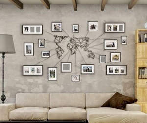 home, decoracion, and world image