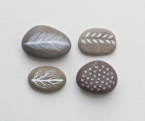 crafts, paint, and rock painting image