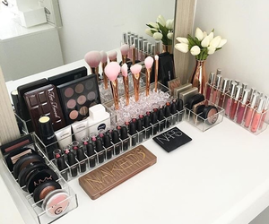 brand, makeup, and decor image