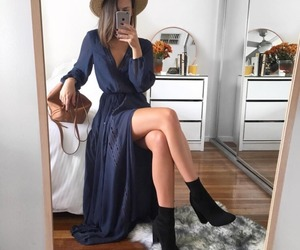 blogger, classy, and chic image